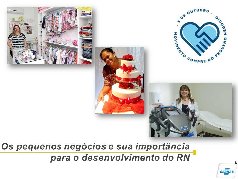 Os pequenos negócios e sua importância para o desenvolvimento do RN