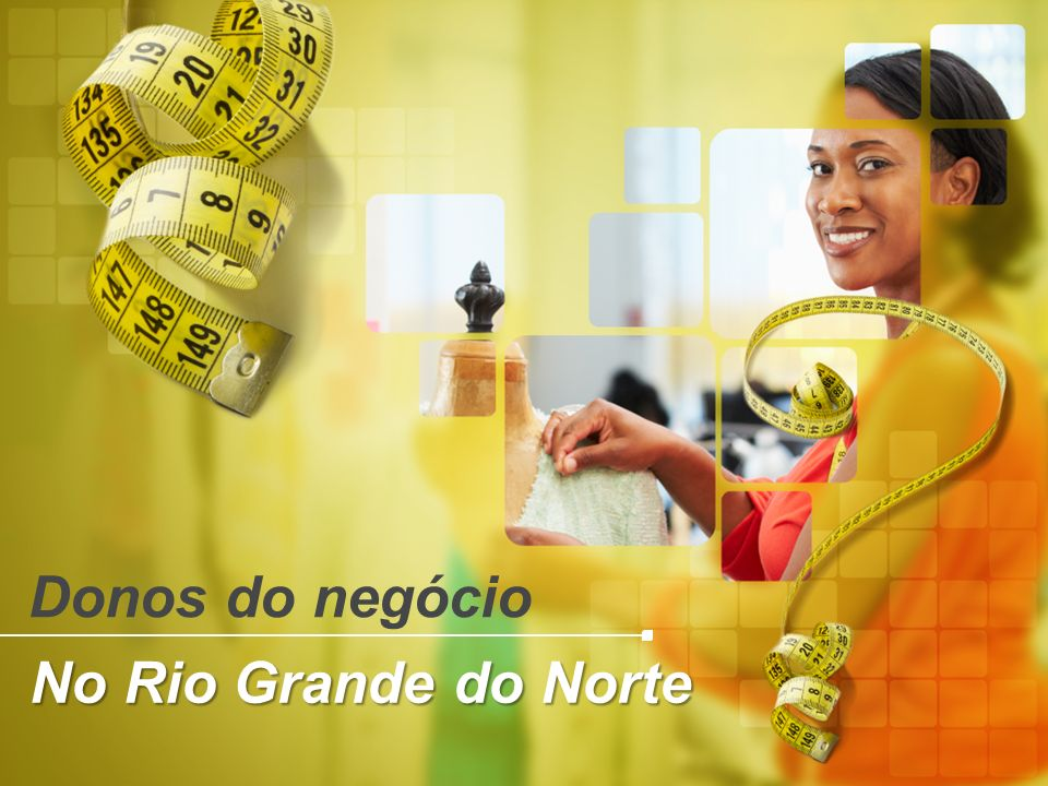 Donos do negócio No Rio Grande do Norte