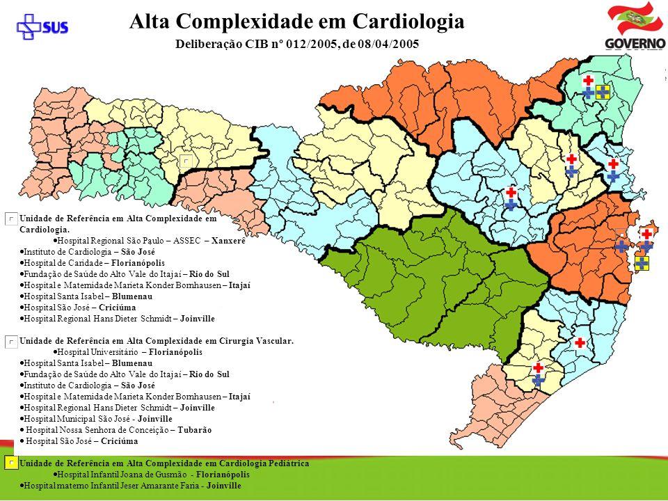 REGIONALIZAO SANTA CATARINA REGIONALIZAO DO ESTADO Lei