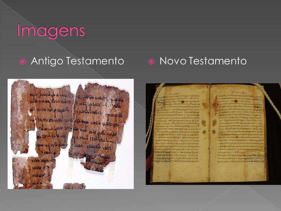  Antigo Testamento  Novo Testamento