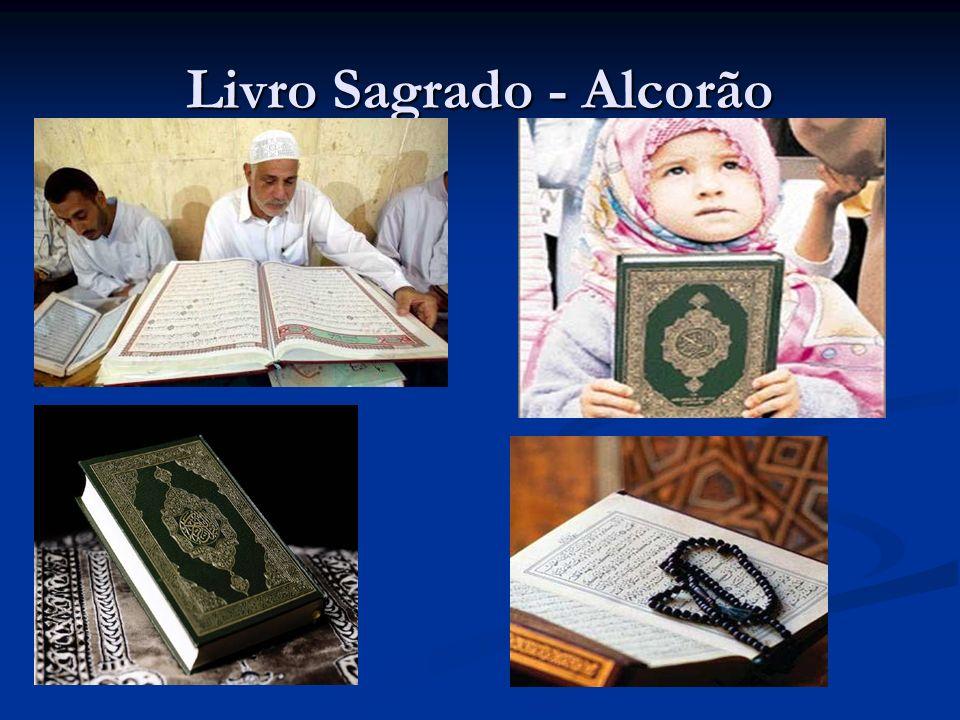 Livro Sagrado - Alcorão