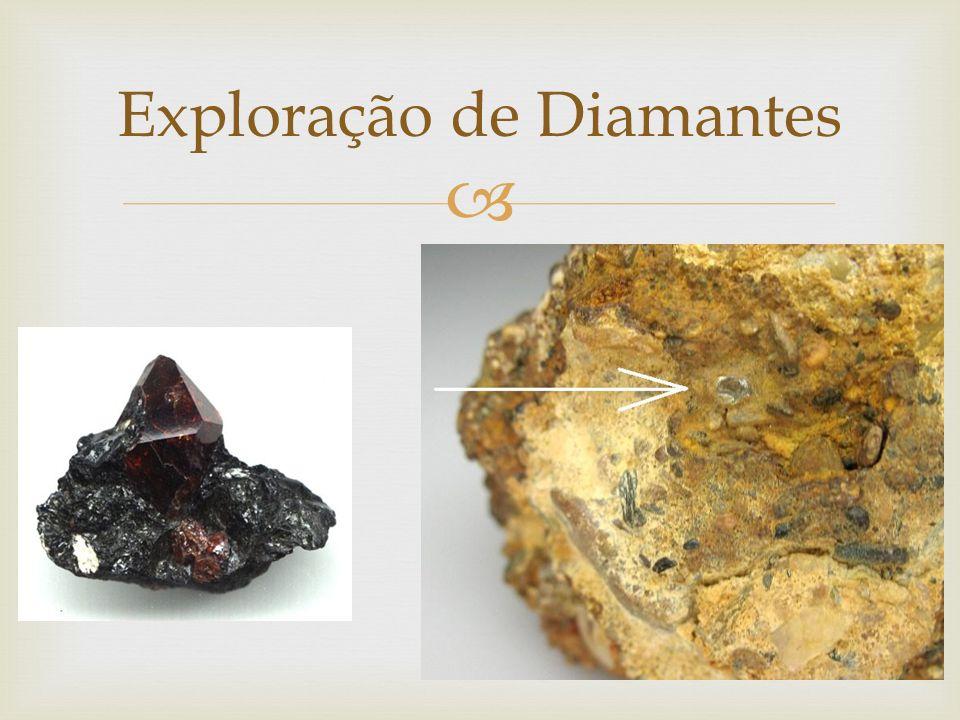  Exploração de Diamantes