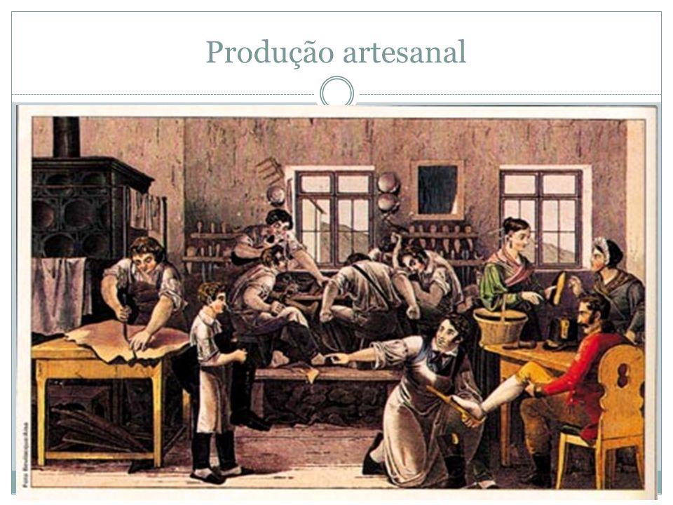 Produção artesanal