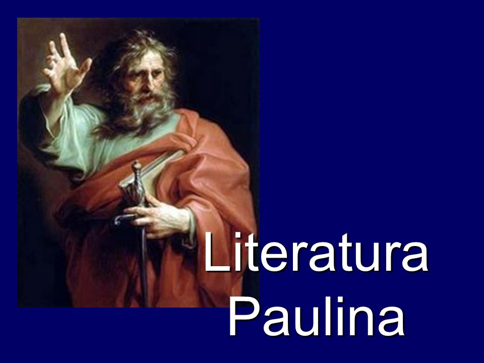 É atribuído a Paulo o primeiro texto do Novo Testamento: a Primeira Carta aos Tessalonicenses.