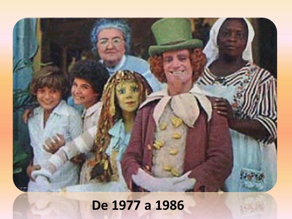 De 1977 a 1986