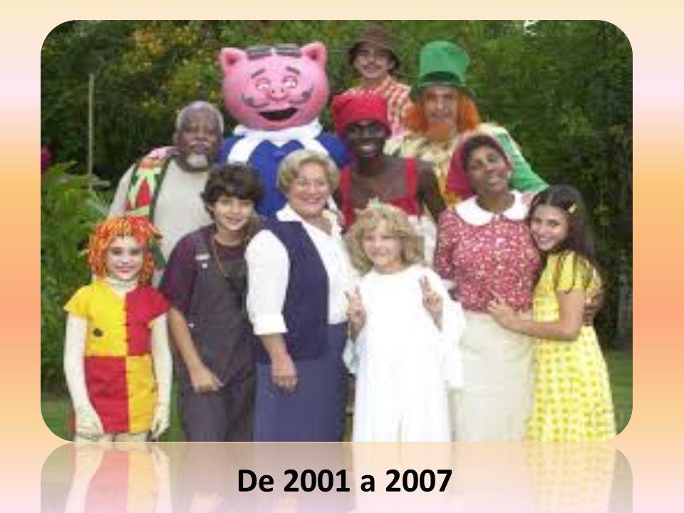 De 2001 a 2007