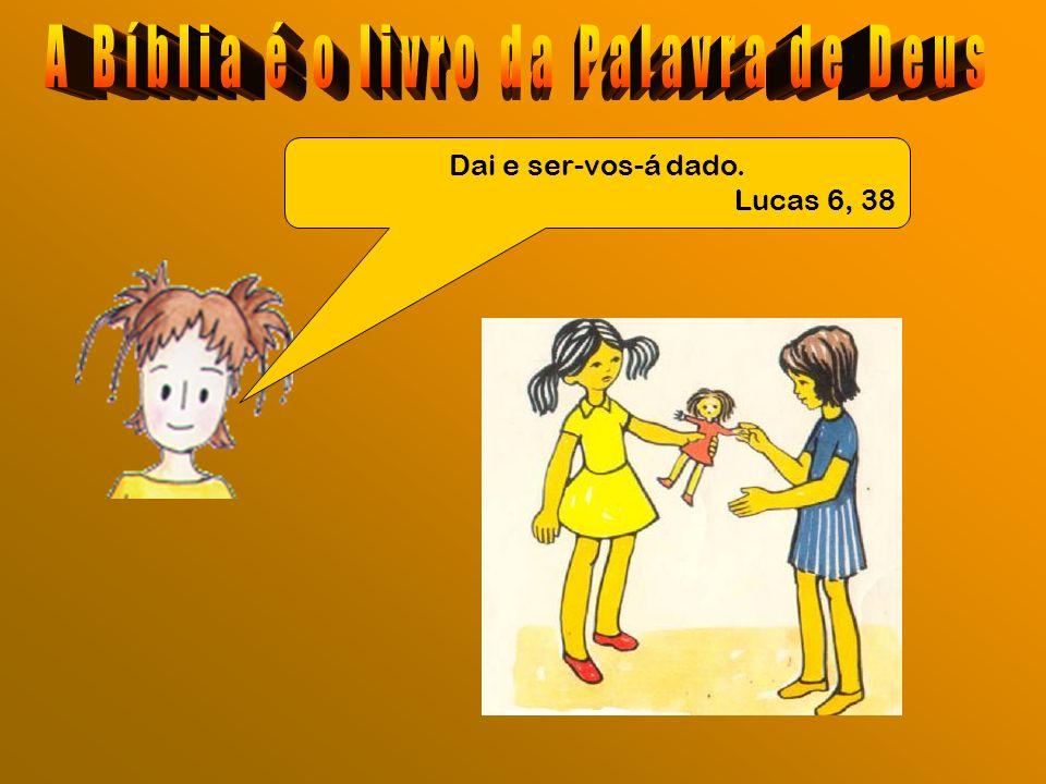 Não condeneis para não serdes condenados Lucas 6, 34