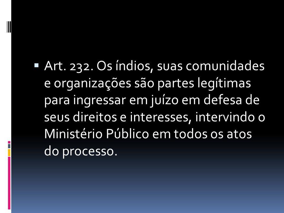  Art. 232.