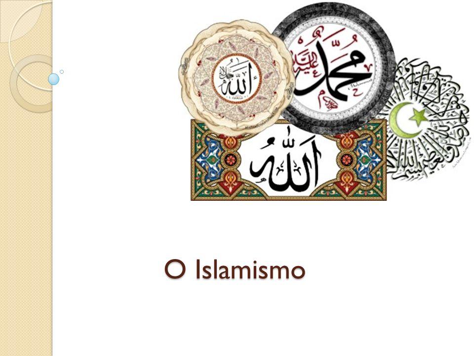 Em resumo Religião Monoteísta Deus: Alá Fundador: Maomé Surgimento: séc.
