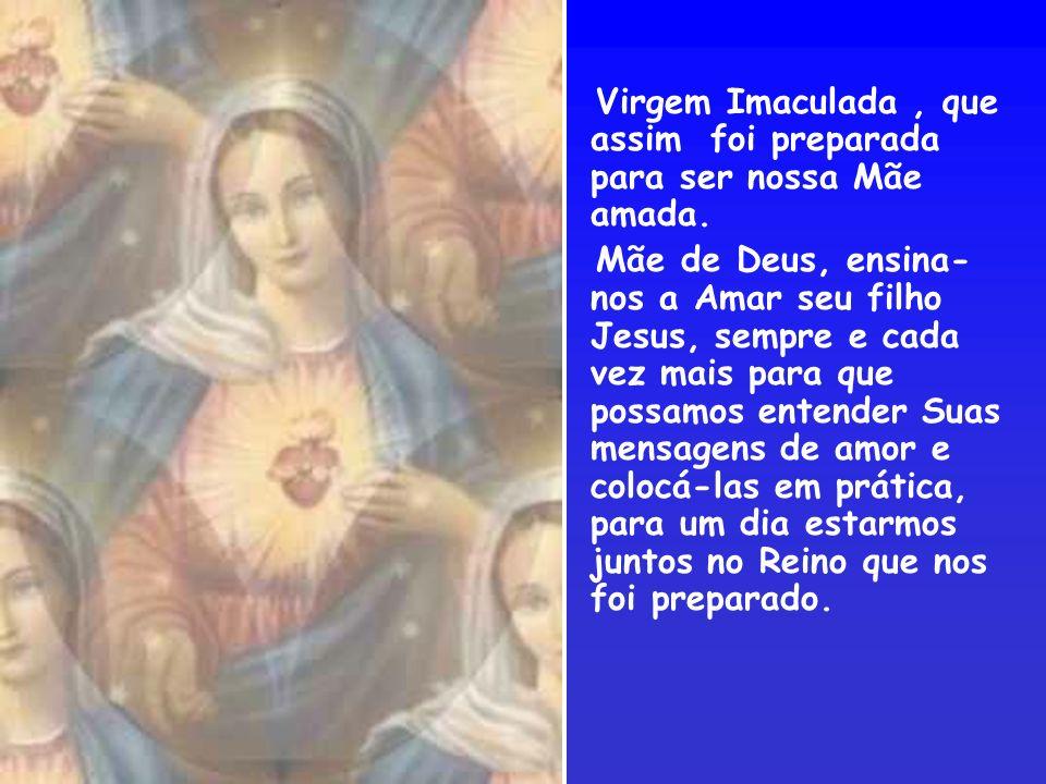 Mulher vestida de Sol, que insiste em aparecer aos homens ensinando- lhes o caminho do amor e da Salvação.