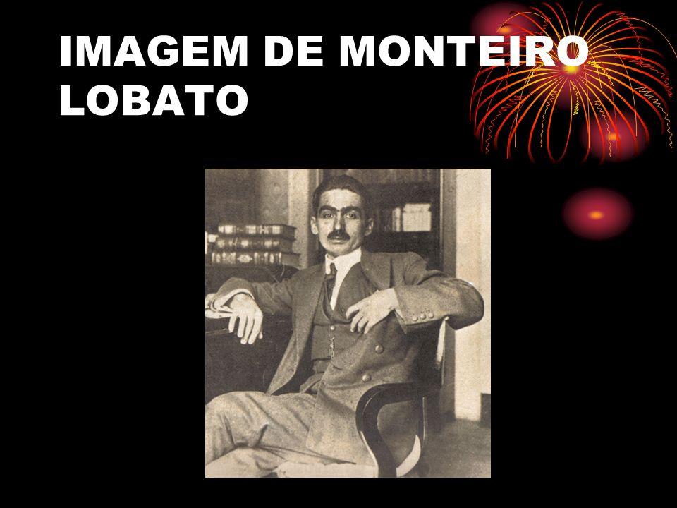 IMAGEM DE MONTEIRO LOBATO