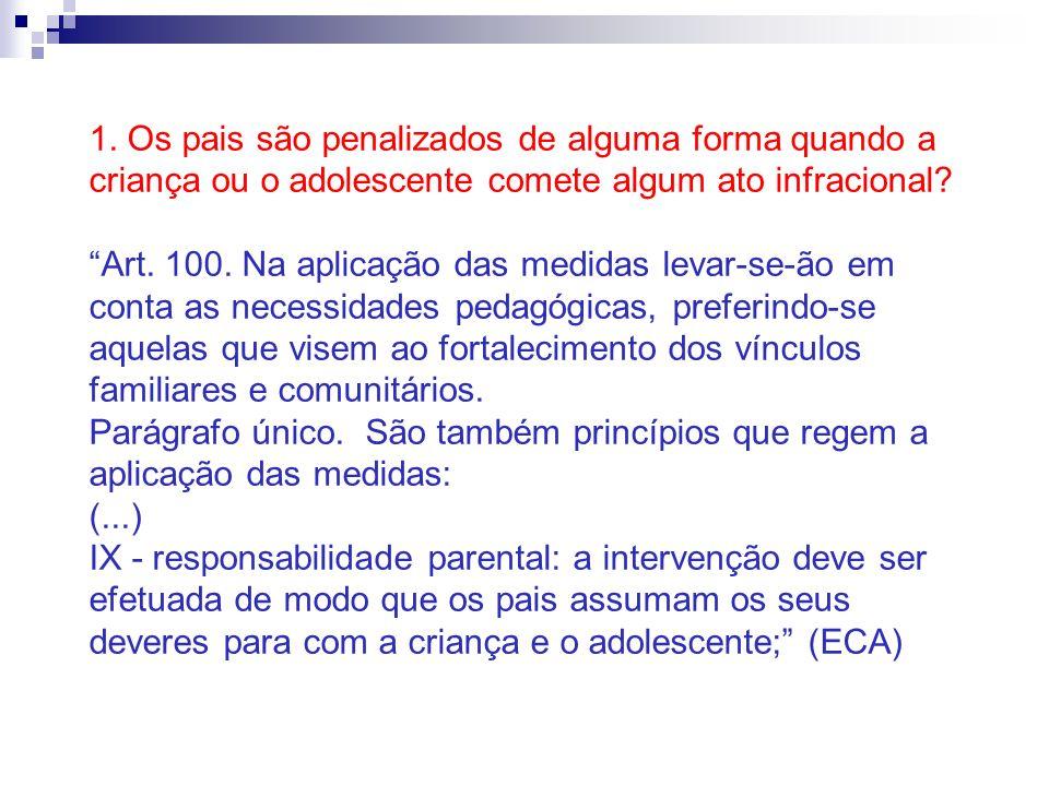 O Conselho Tutelar tem atribuição na aplicação de medidas protetivas aos adolescentes que praticam ato infracional.