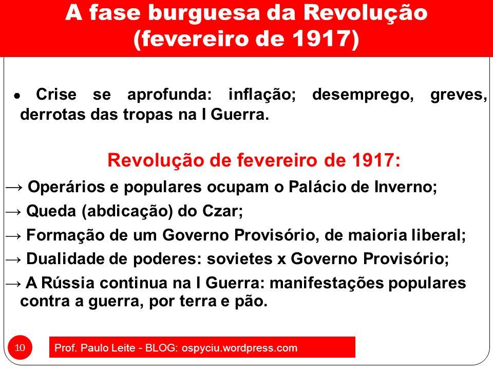 Quadro conceitual Prof. Paulo Leite - BLOG: ospyciu.wordpress.com 9