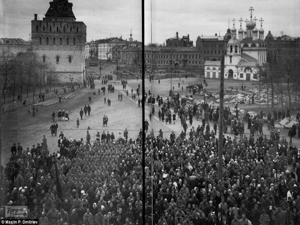 A fase bolchevique da Revolução (outubro de 1917) Prof.