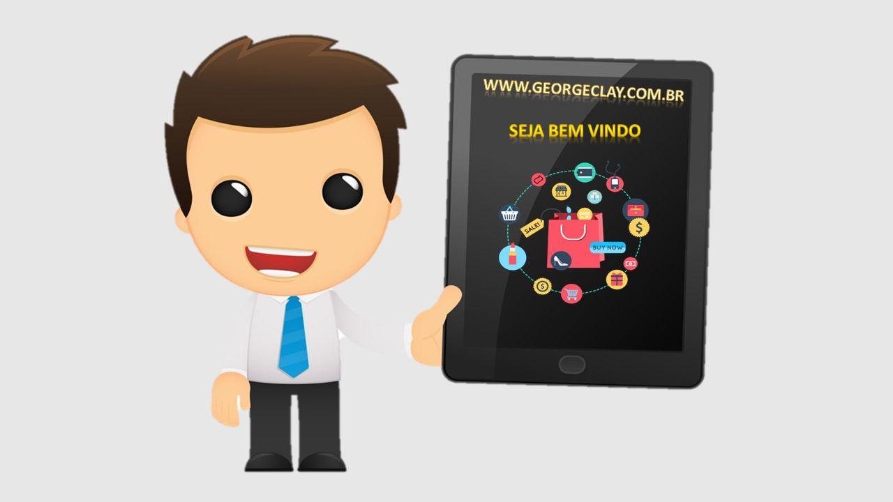 QUEM SOMOS A George Clay é uma empresa que atua no ramo de Marketing Multinivel E-commerce, criada para inovar o mercado de vendas virtual, está inserida em um cenário de constante crescimento.