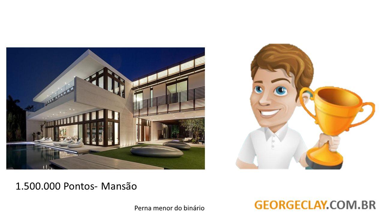 1.500.000 Pontos- Mansão