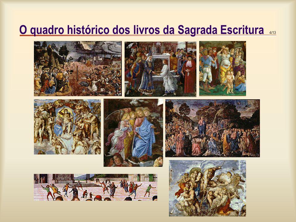 5/13 Etapas principais na formação do AT 1.A etapa patriarcal.