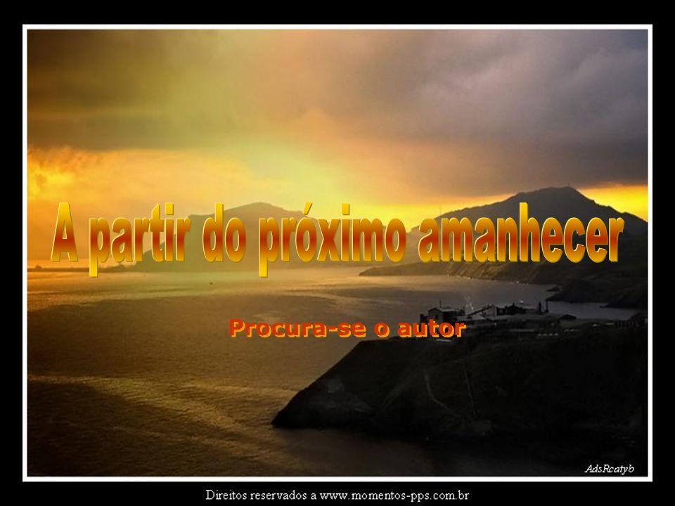 Imagem: 1388141 mintegui Texto: Procura-se o autor Música: Mariana – E.