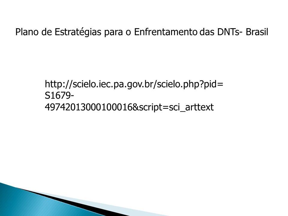 Plano de Estratégias para o Enfrentamento das DNTs- Brasil http://scielo.iec.pa.gov.br/scielo.php pid= S1679- 49742013000100016&script=sci_arttext
