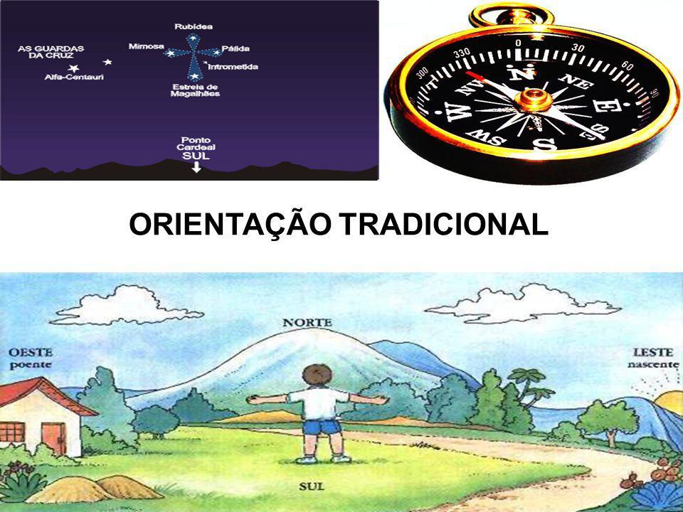 ORIENTAÇÃO TRADICIONAL