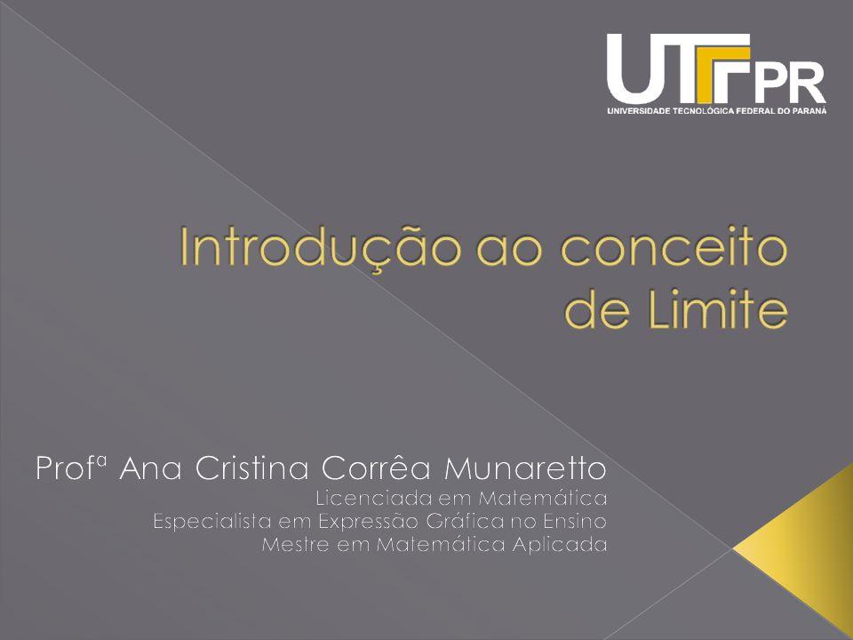 F(x) 1,94861,994981,999499?2,00049982,0049872,04880 X -0,1-0,01-0,00100,0010,010,1 Profª Ana Cristina Corrêa Munaretto