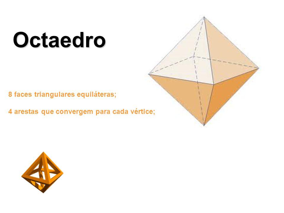 Planificação do Octaedro