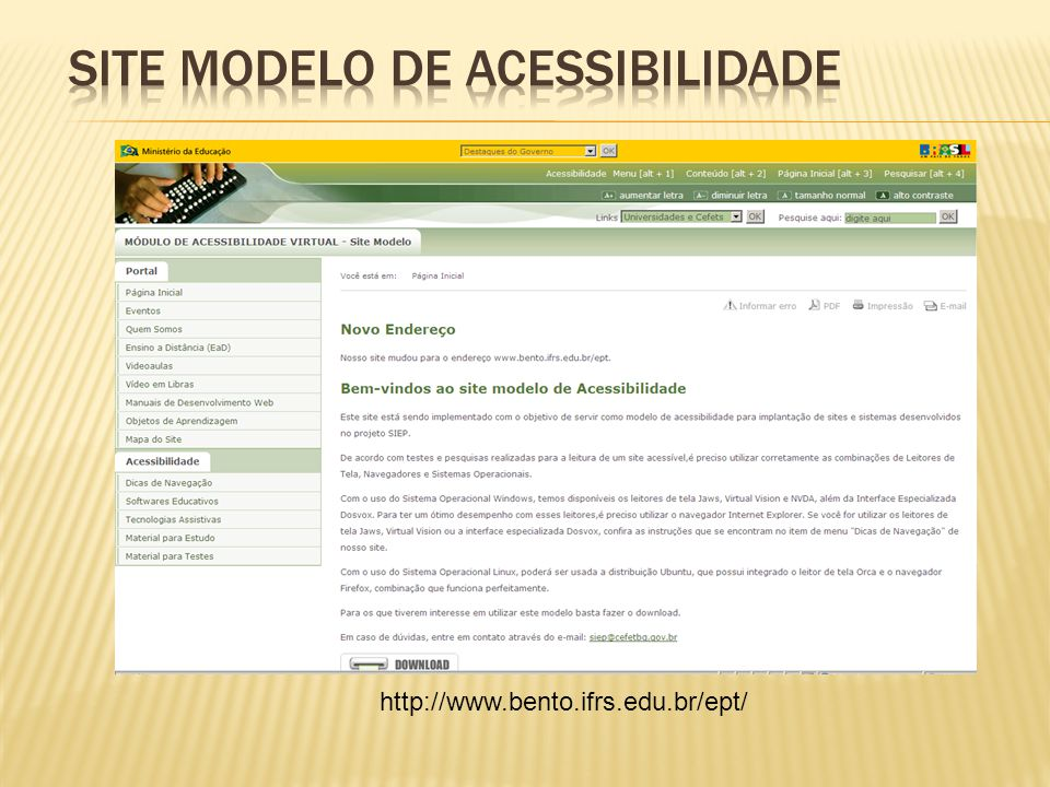 http://www.bento.ifrs.edu.br/ept/