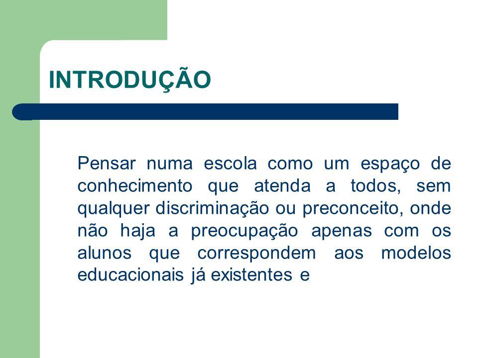 INTRODUÇÃO II o ingresso de um aluno surdo em nosso Instituto, estudante do curso Técnico Florestal é que se formalizou a temática deste estudo.
