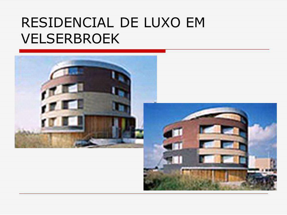 RESIDENCIAL DE LUXO EM VELSERBROEK