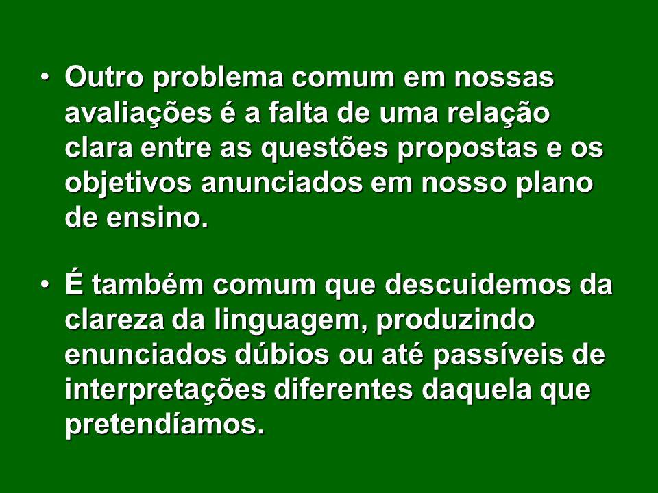 CARACTERÍSTICAS DE PROVAS CONSTRUTIVISTAS (Moretto) CARACTERÍSTICAS DE PROVAS CONSTRUTIVISTAS (Moretto) Contextualização: o texto deve servir de contexto e não de pretexto.Contextualização: o texto deve servir de contexto e não de pretexto.