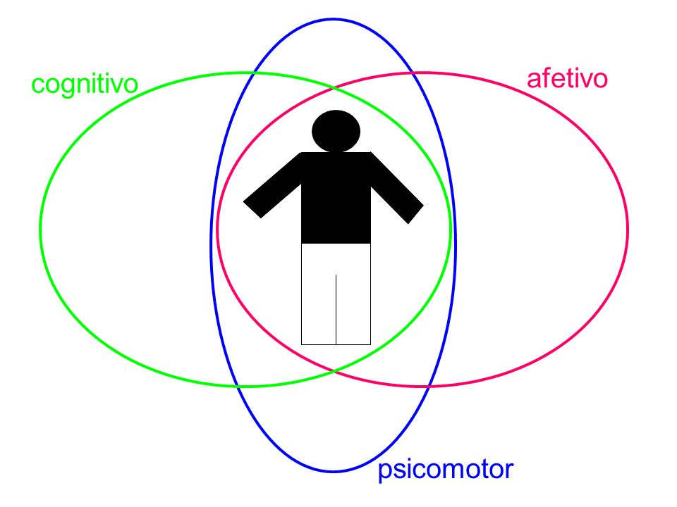 cognitivo afetivo psicomotor