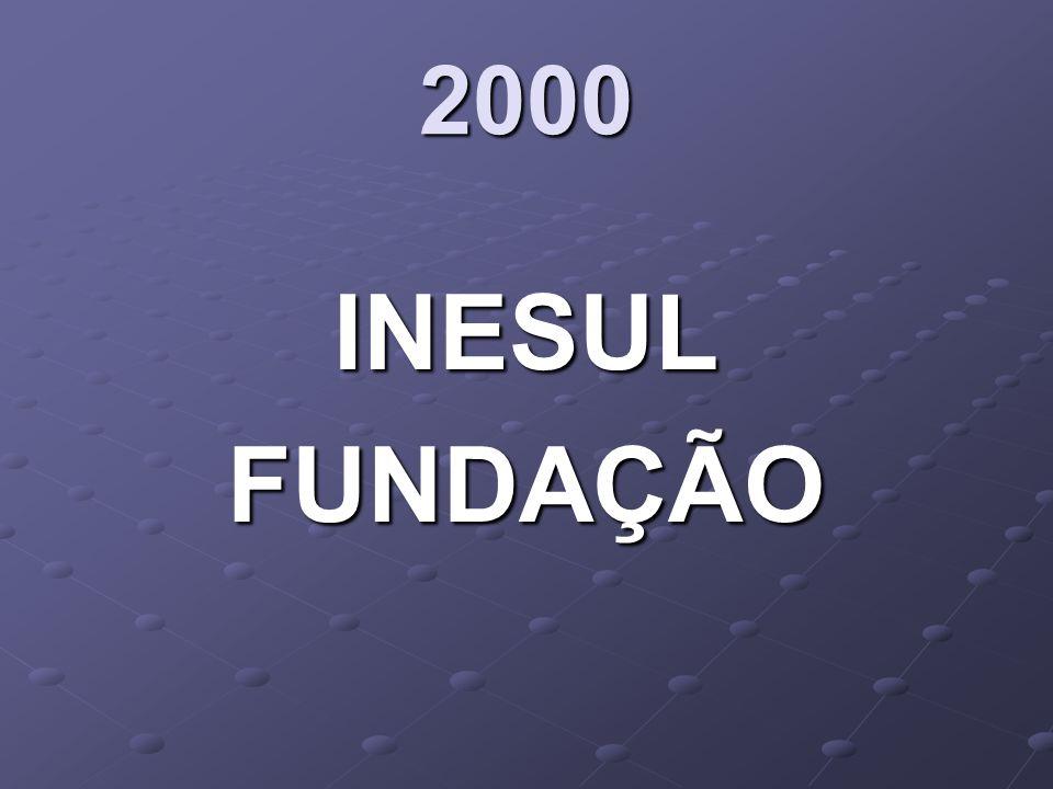 CAMINHANDO 2001 ORGANIZAÇÃO DO TERCEIRO SETOR 25/03/2001 – Criação do Centro Integrado e Apoio Profissional.