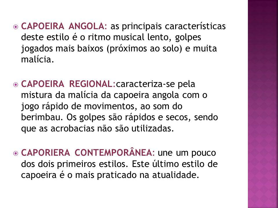 Manoel dos Reis Machado, Mestre Bimba, iniciou-se na capoeira aos 12 anos de idade.