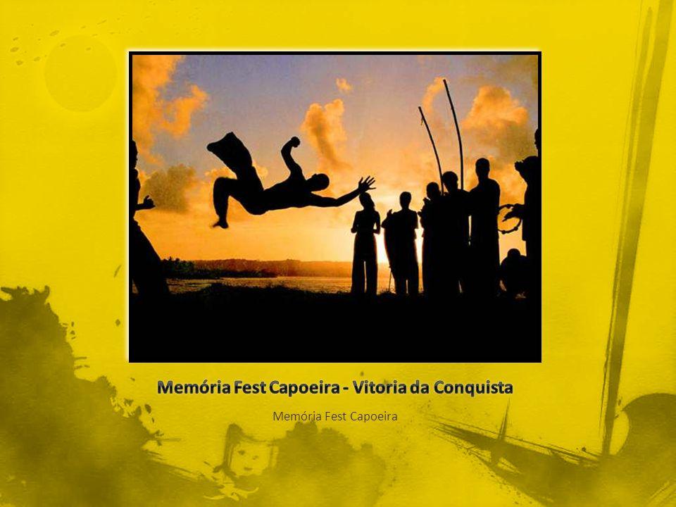 Memória Fest Capoeira