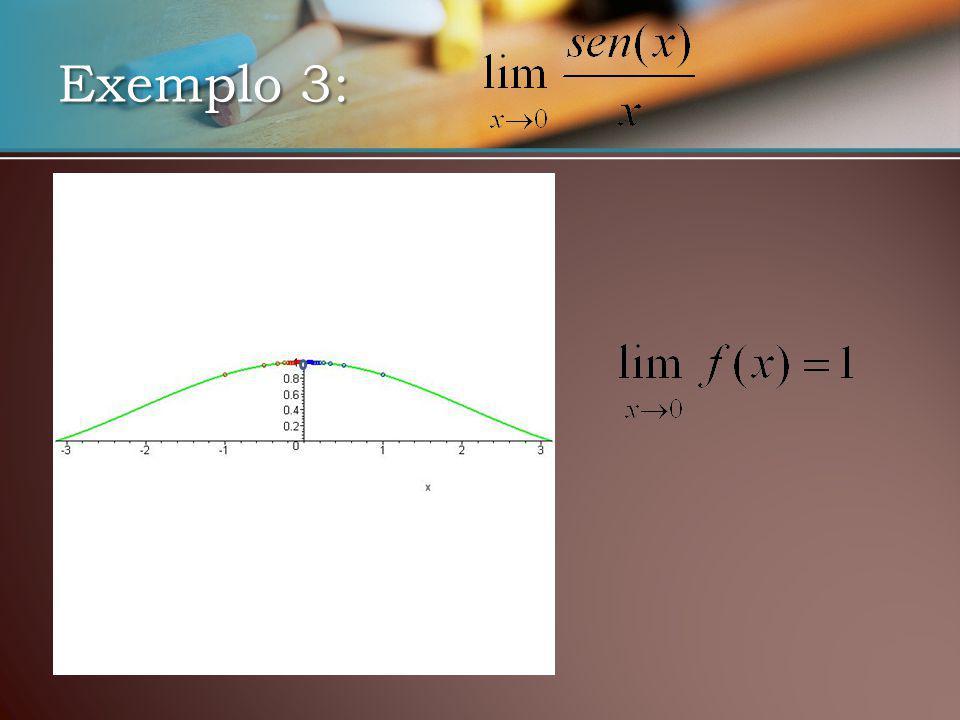Exemplo 4: F(x) 000?000 X -0,1-0,01-0,00100,0010,010,1