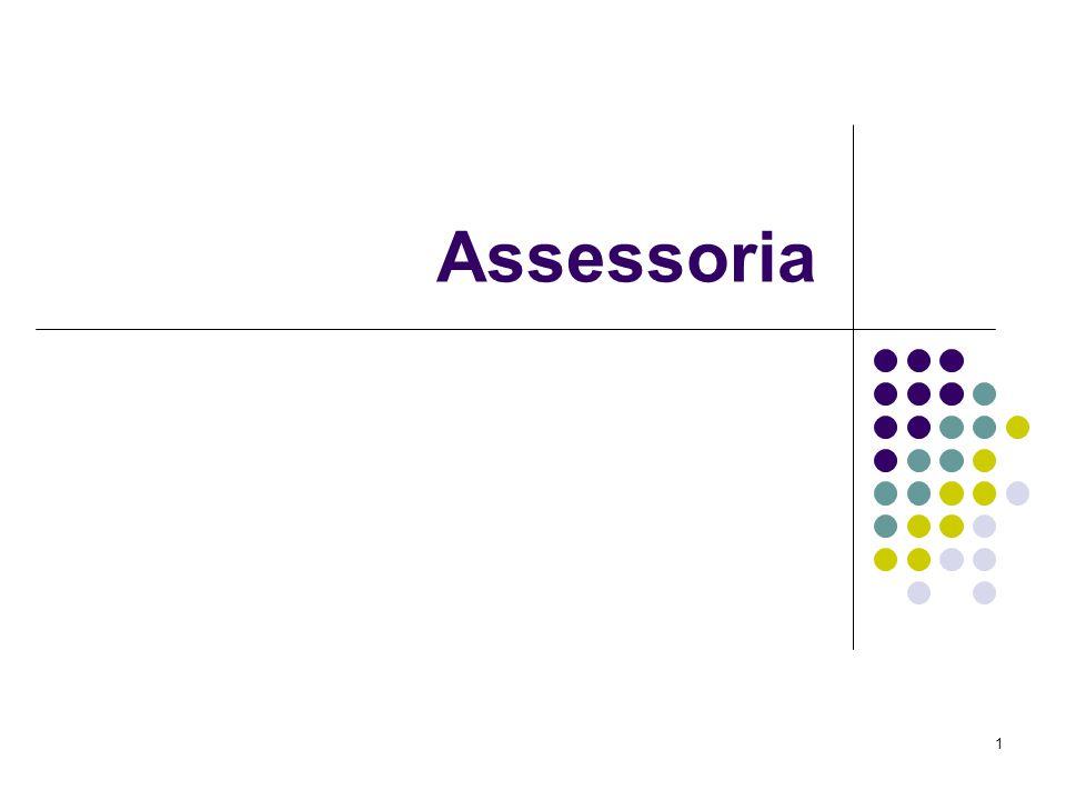 32 Consultoria Total: É aquela que atua em praticamente todas as áreas do cliente.