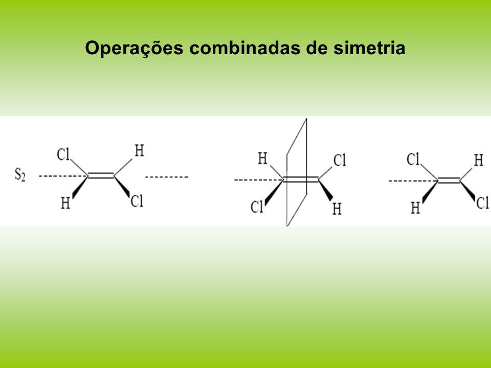 Operações combinadas de simetria