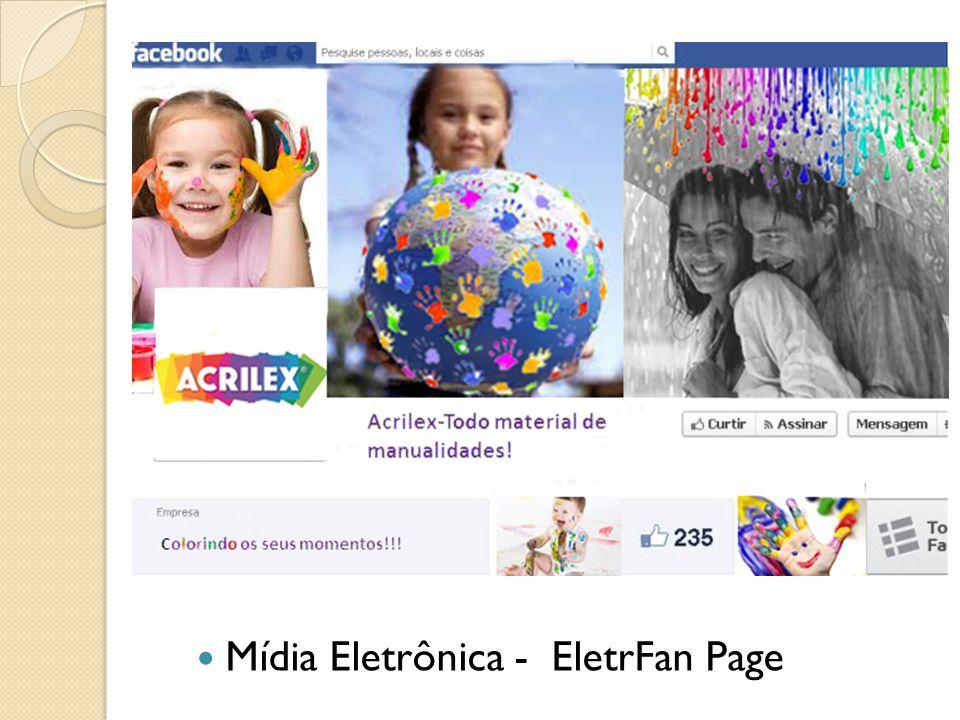 Mídia Eletrônica - EletrFan Page
