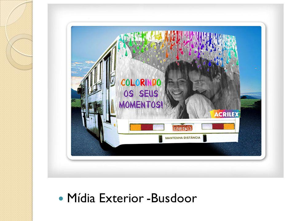 Mídia Exterior -Busdoor