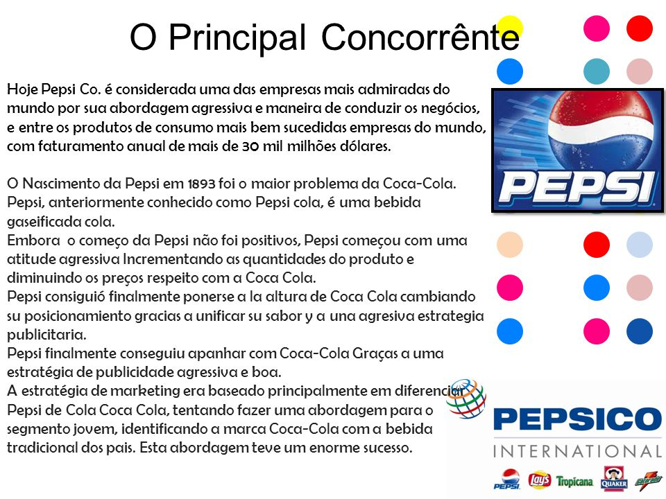 PepsiCo Inc.
