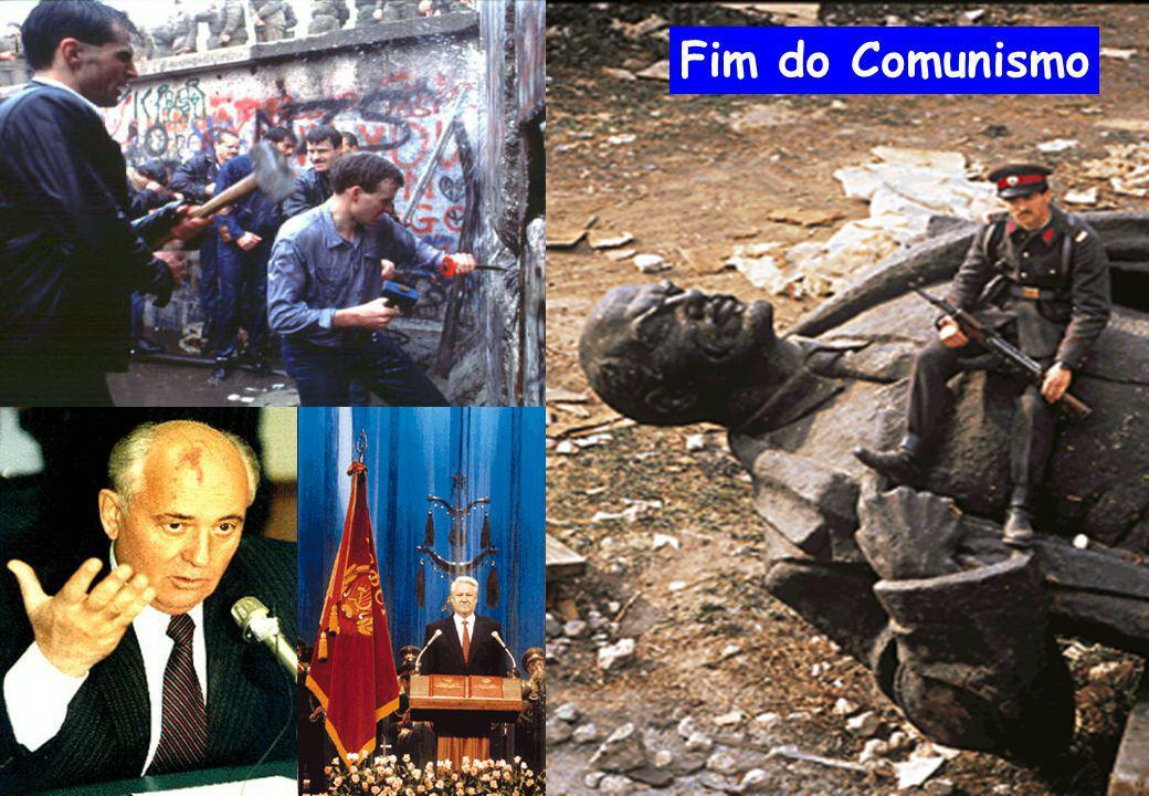 Fim do Comunismo