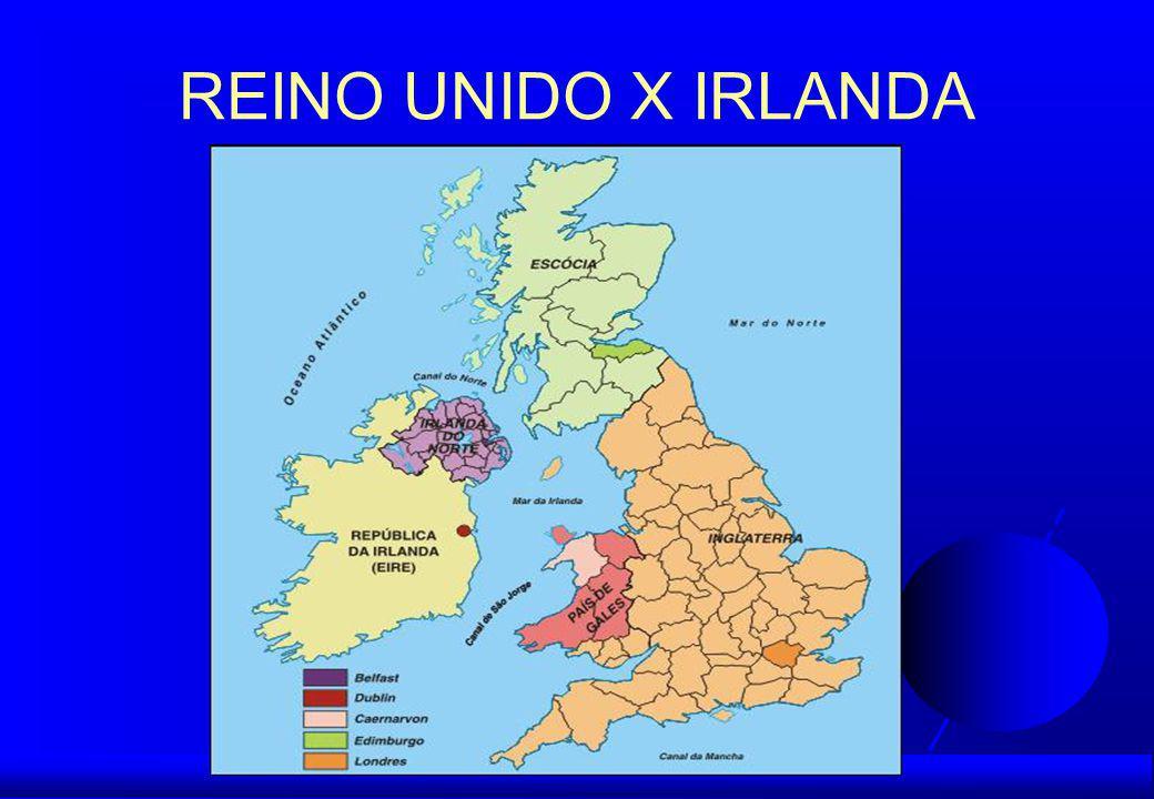 REINO UNIDO X IRLANDA