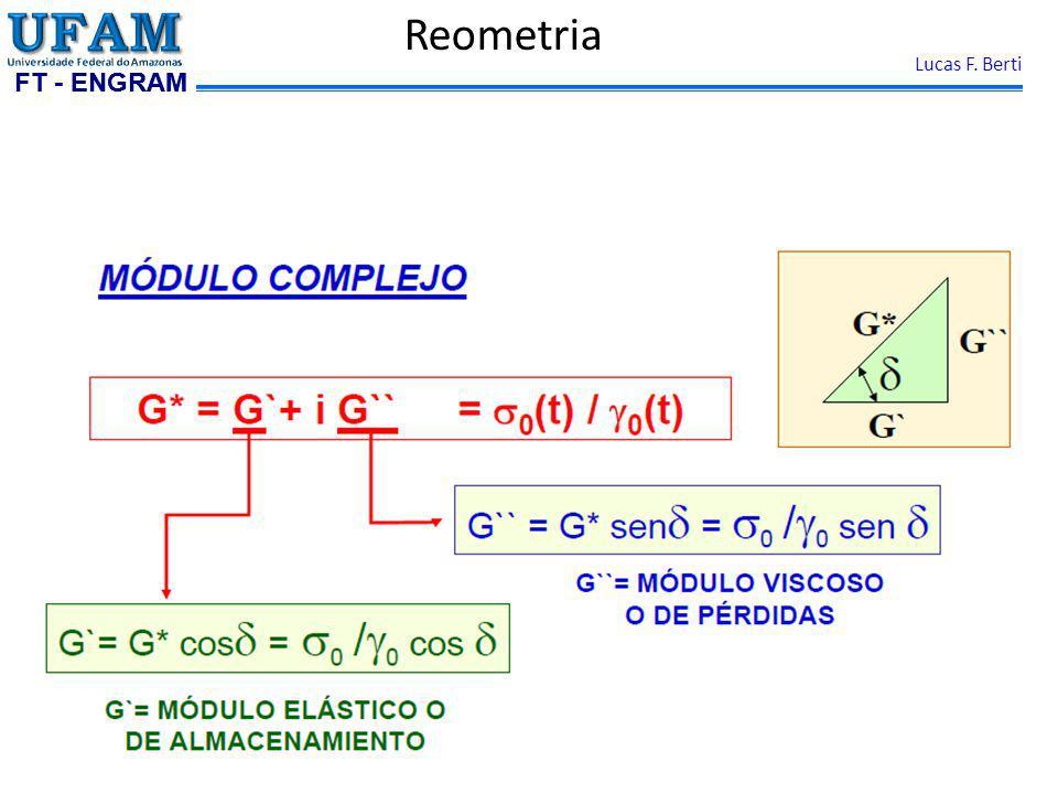 FT - ENGRAM Lucas F. Berti Reometria