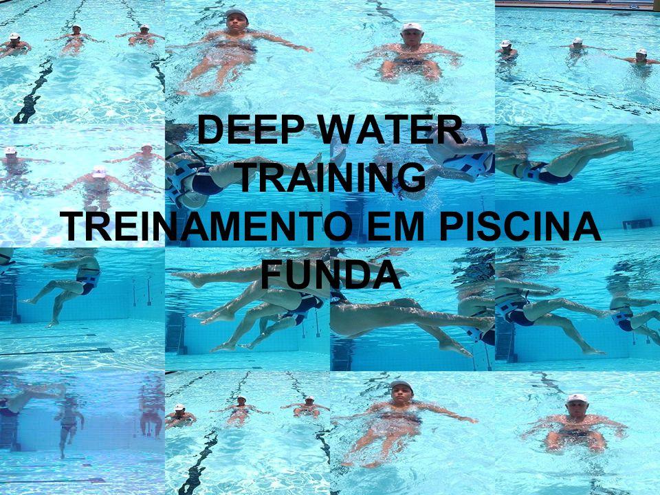 DEEP WATER TRAINING TREINAMENTO EM PISCINA FUNDA