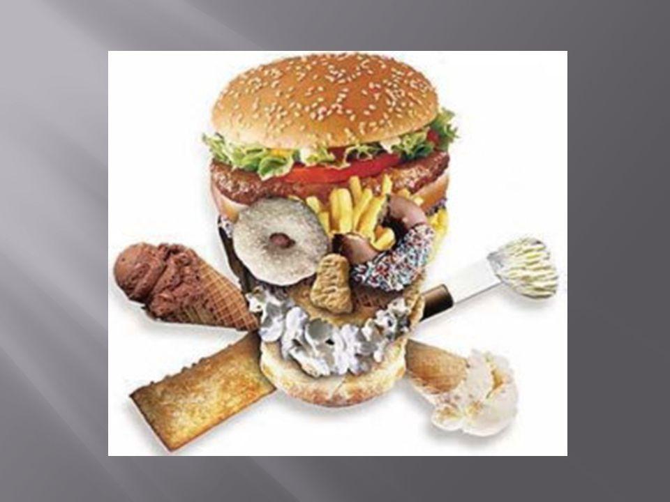 As principais alterações na dieta identificada por Ford(2000), basicamente foi uma mudança de foco que passou da obsessão com perda de peso para o prazer da comida saúdavel, também se devem à globalização por vários motivos.