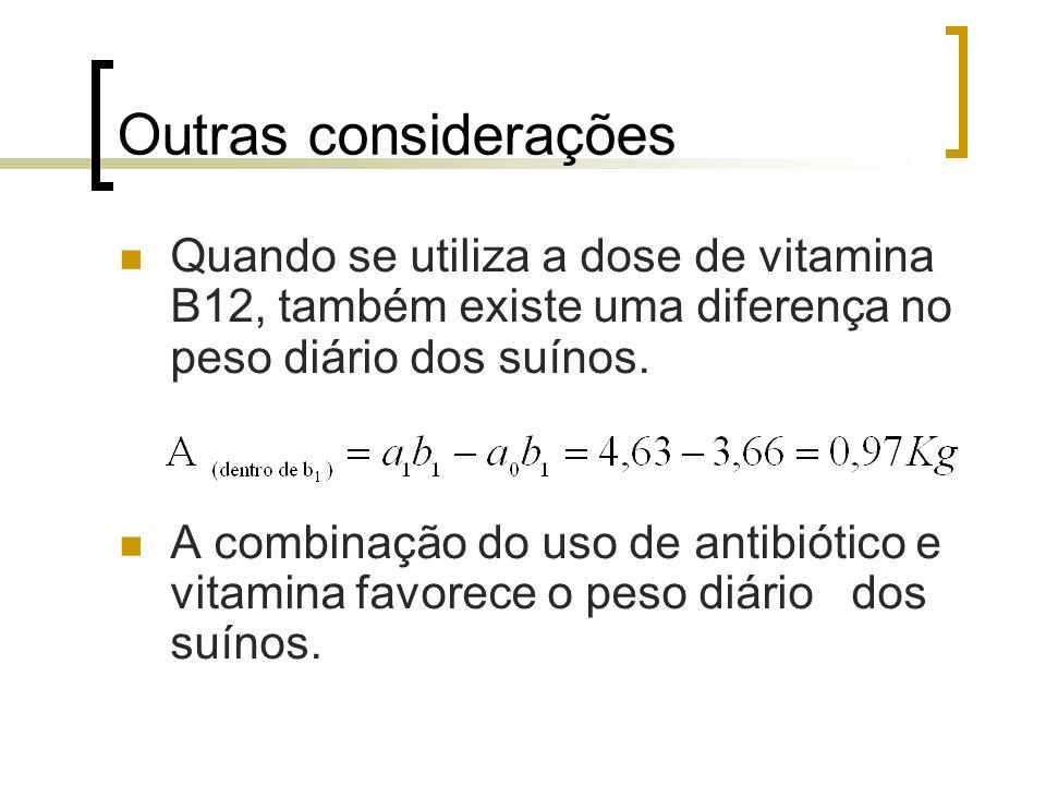 Exercício 1) Para o experimento fatorial apresentado nesta problematização, faça o desdobramento AxB para estudar o comportamento do fator B dentro de cada nível de antibiótico A.