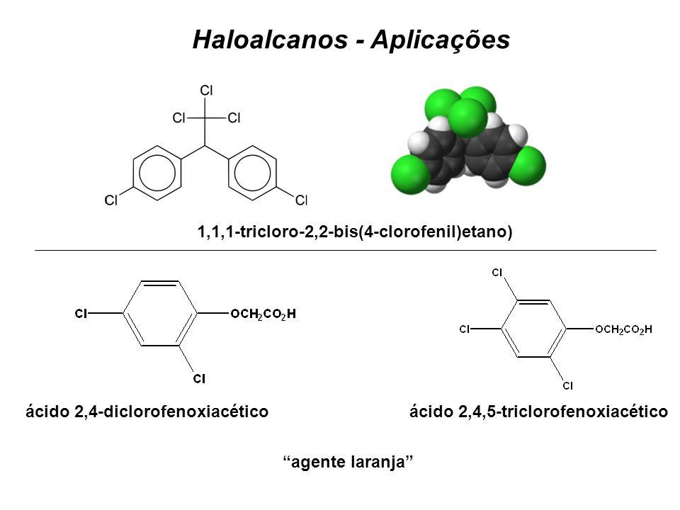 1,1,1-tricloro-2,2-bis(4-clorofenil)etano) ácido 2,4-diclorofenoxiacéticoácido 2,4,5-triclorofenoxiacético agente laranja