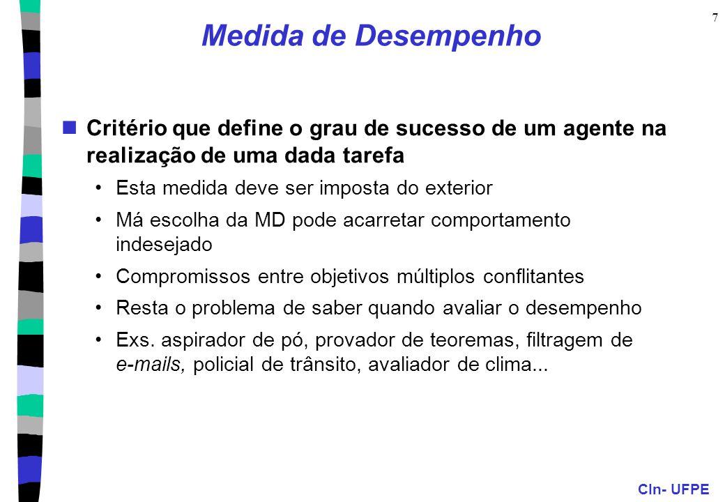 CIn- UFPE 28 Questões Questões centrais comunicação negociação (ex.