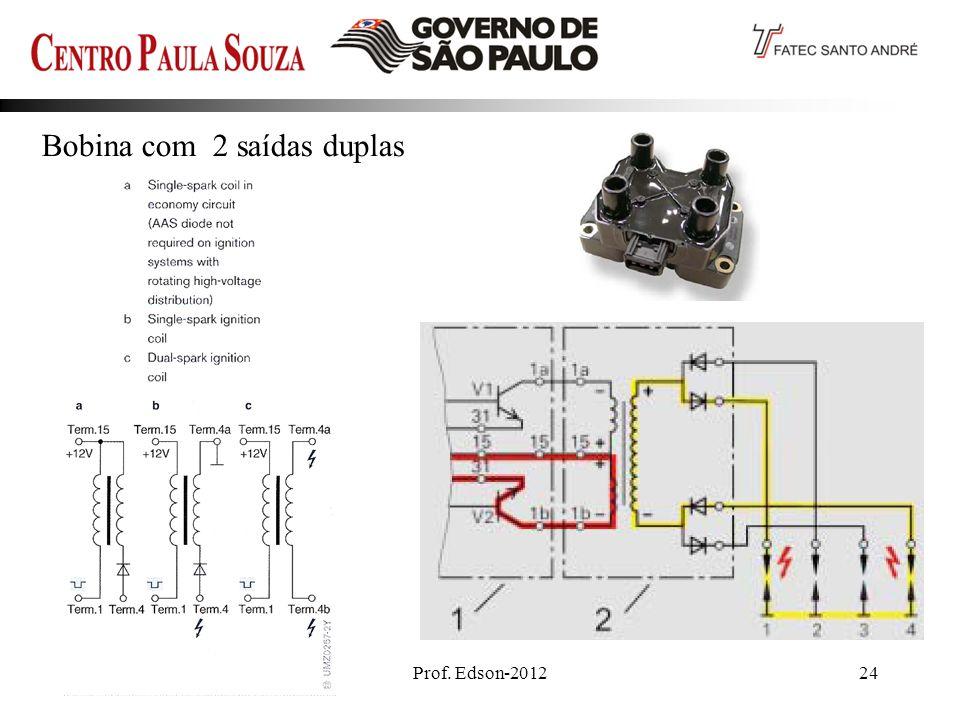 Prof. Edson-201224 Bobina com 2 saídas duplas