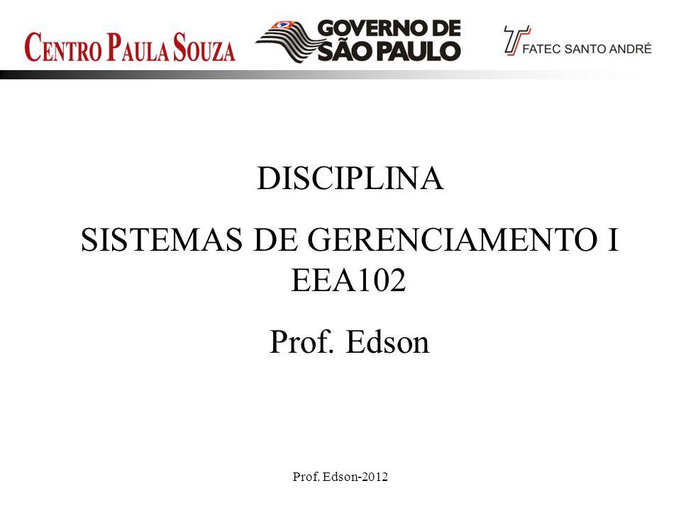 Prof. Edson – 201222 Injeção Monoponto no Corpo de Borboleta